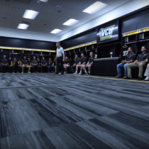 VCU - Baseball Locker Rooms